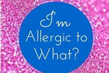 I'm Allergic to What? / Allergic to something you've never heard about before? Sme resources to help understand what you are allergic to.