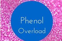 Phenol Overload / Ways to combat phenol overload and eliminate if from your life.