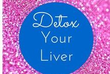 Detox Liver / Find out great ways to #detox and help heal your #liver! For more info visit us at http://www.3withadhd.com