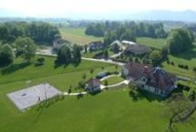 Luxury estates in Slovenia / A collection of the best luxury real estate in Slovenia.
