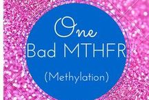 One Bad MTHFR / Get information on the MTHFR Gene Mutation and Detoxing
