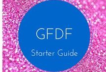GFDF GUIDE / A guide to starting the Gluten Free, Dairy Free Diet to improve your ADHD