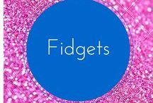 Fidgets / #fidgets help focus your ADHD and #calm #anxiety! Learn about all of our favorite companies on htttp://www.3withadhd.com