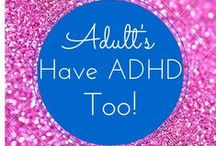 Adults Have ADHD / Your never to old to be diagnosed with #ADHD Learn more at htttp://www.3withadhd.com