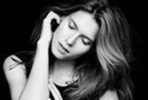Bella Project by Robby Cyron / My definition of beauty.  b&w picture of woman. All pictures by Robby Cyron