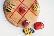 CRAFT: For Children (Painted Stones)