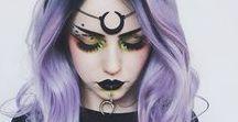 Wicca & pastel goth etc