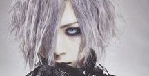Visual kei & gothic etc