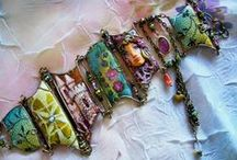 Jewelry - Handmade Beaded, Wirework, Etc. / by Mickie McCord