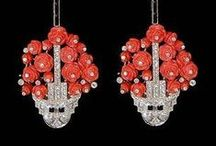 Jewelry - Coral / A forms of coral jewelry / by Mickie McCord