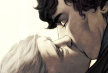 BBC Sherlock: Johnlock Fanart / NSFW: A collection of my favourite Johnlock fanart from all over the internet, I update whenever I find ones that I really love. These are not made by me, credit is in each image's description and source. Please enjoy. http://linear-relationships.tumblr.com/