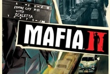 Mafia Posters / Exclusive posters from Mafia II. Remembering is living.