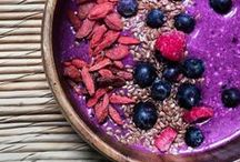 Bold Breakfast / Ideas for a delicious and healthy breakfast