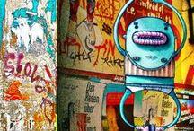 Portfolio / Illustrazioni eseguite a mano con svariate tecniche e illustrazioni digitali