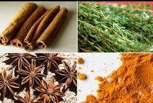 Spices and Herbs / Spices are amazing foods with healing power and many other nutritional benefits.