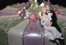 Cakes & Decorations / Some of the cakes and decorations we've seen at our weddings...