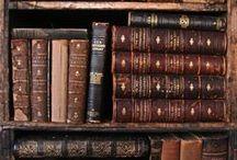 Libros. / Vidas atrapadas en papel, esperando ser liberadas