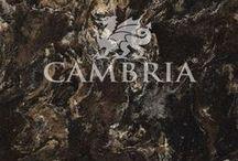 CAMBRIA QUARTZ- 'WATERSTONE COLLECTION'