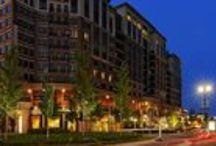 Mariner Bay at Annapolis Town Centre / Imagine a world of must-have shops and award-winning restaurants — not over the horizon, but right out your door. Welcome to Mariner Bay at Annapolis Towne Centre, the only high-rise luxury apartment home community in Maryland's capital city to offer a neighborhood of conveniences.