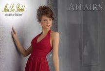Affairs Fall 2014 / Affair Collection Fall 2014 ¡Agenda una cita con nosotros! www.morilee-bridal.com