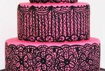 WOW cakes, etc / Wedding, birthday. Etc  / by Connie Smith