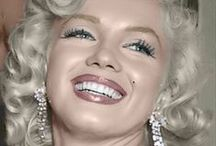 A Marilyn Monroe / by Mickie McCord