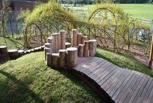 Buitenspeelplaats / Ideeën voor Buitenspeelplaats kinderdagverblijf