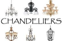 Chandeliers / Fancy stuff to get inspired with.