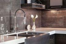Dark Toned Kitchen Inspiration Gallery