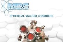 Vacuum Chambers / MDC offers standard vacuum chambers for basic research and laboratory vacuum applications. Stainless steel bell jars, feedthrough collars, baseplates, and base wells with elastomer seal interfaces are ideally suited for most high vacuum applications. http://www.mdcvacuum.com/DisplayContentPage.aspx?cc=ec2a322a-7726-458e-ba7c-58c782ee1b74 #vacuumchamber #vacuumtech #MDCVacuum #vacuumtechnology #vacuumchambers