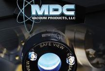Vacuum System Safety Components