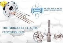 Thermocouple Feedthroughs / Our Insulator Seal (ISI™) division uses the Thermocouple classification for all feedthroughs used in applications for temperature measurement. Check out our broad selection of thermocouple feedthroughs on our website: http://www.mdcvacuum.com/DisplayContentPage.aspx?d=MDC&cc=d68eacb2-f915-42dc-bc1e-9496cfe70ffa #MDCVacuum #InsulatorSeal #thermocouple #thermocouples #feedthrough #feedthroughs #thermocouplefeedthrough #vacuumtech #vacuumtechnology #physics #science