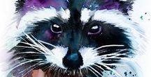 Furry Art / imágenes de animales antropomórficos peludos