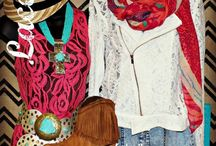 Shop the Goods~Get the look! / Sassy Trendy Chic Looks! / by M. Jaded Boutique