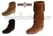 Made for Walkin~Footwear  / Footwear / by M. Jaded Boutique