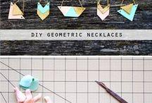 DIY + decorating ideas