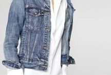 denim rules / The LOVE of denim / by Kathy Keith