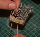Miniature wickering ... how to...... / Manden e.d.