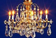 Miniature chandeliers and lamps ... how to make / Kroonluchters en andere verlichting voor pph
