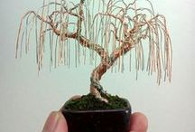 Miniature plants and flowers ... how to make