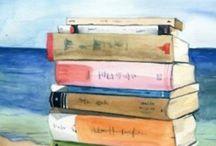 Bøøks✈ / Bibliophile's Paradise  / by Del