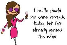 Sip of Humor / Life is Funnier With Wine