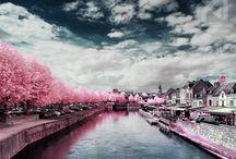 Infrared pretty