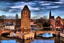 Strasbourg, mon amour / Découvrez en images les plus belles images de notre sublime région...