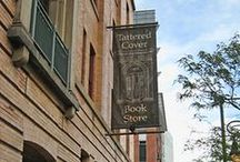 Great Bookstores for Self-Publishers