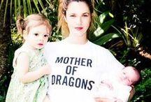 Mama Chic / Diese Mamas haben jede Menge Stil
