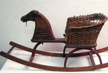 Rocking ... horses \ chairs / Hobbelpaarden