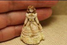 Scale 1 : 48 (quarter scale) / Miniaturen op kwart grootte