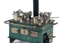 Stove / cooking range / Fornuizen