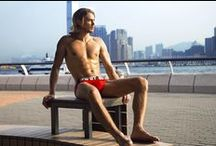 City Beach Collection by BWET Swimwear / The BWET CITY BEACH Collection embraces classic urban patterns and modern quality designs - which allow you to comfortably wear the models on the beach, at the pool as well as for a refreshing stroll. All our models are extreme UV protect, fast drying, and made with quality European fabric. www.bwet.com